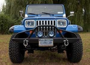 Jeep Wrangler I 4.0 i 184 HP
