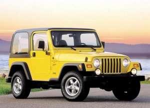 Jeep Wrangler II (TJ) 2.4 i 16V 147 HP