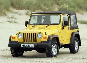 Jeep Wrangler II (TJ) 2.5 i Soft Top 118 HP