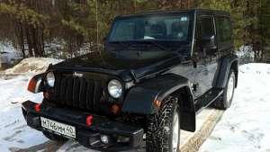 Jeep Wrangler III (JK) 2.8TD (200Hp)