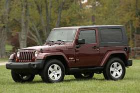 Jeep Wrangler III (JK) 3.8 i V6 12V 3 door 199 HP