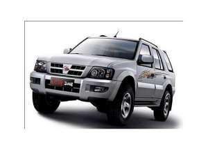 Jiangling Landwind 2.8 TD 92 HP 4WD