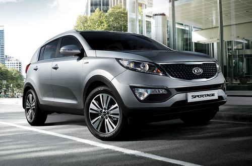 Kia Sportage III Facelift 2.0d AT (184 HP) 4WD