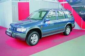 Kia Sportage (JA) 2.0 i 16V Wagon 118 HP