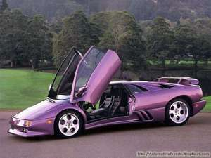Lamborghini Diablo 6.0 i V12 48V GT 575 HP