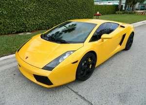 Lamborghini Gallardo 5.0i V10 520 HP