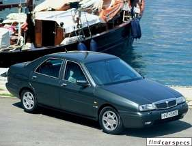 Lancia Kappa (838) 2.4 JTD 136 HP