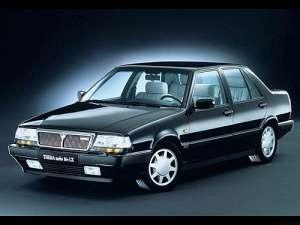 Lancia Thema (834) 2000 16V Turbo 181 HP