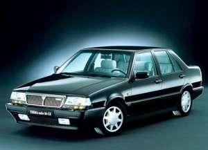 Lancia Thema (834) 2500 Turbo DS 118 HP