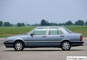 Lancia Thema (834) 2850 V6 i.e. 147 HP
