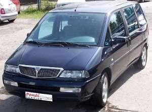 Lancia Zeta 2.0 16V 132 HP