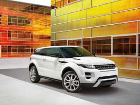 Land Rover Range Rover Evoque Coupe 2.0T (240Hp)