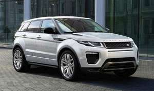 Land Rover Range Rover Evoque I Coupe Facelift 2.2d AT (190 HP) 4WD