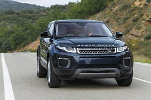 Land Rover Range Rover Evoque I Facelift 2.0d AT (150 HP) 4WD