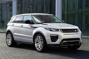 Land Rover Range Rover Evoque I Facelift 2.2d AT (190 HP) 4WD