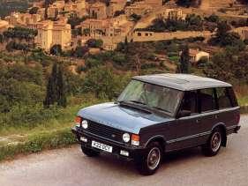 Land Rover Range Rover I 4.3 Vogue LSE 202 HP