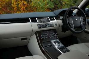 Land Rover Range Rover Sport I Facelift 3.0d AT (245 HP) 4WD