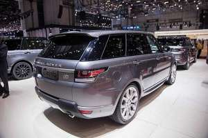 Land Rover Range Rover Sport II 3.0 AT (340 HP) 4WD