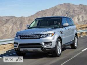 Land Rover Range Rover Sport II 3.0d AT (306 HP) 4WD