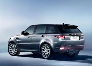 Land Rover Range Rover Sport II 5.0 AT (510 HP) 4WD