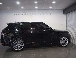 Land Rover Range Rover Sport II SVR 5.0 AT (550 HP) 4WD