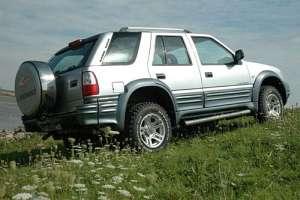 Landwind SUV 2.4i 4WD 125 HP