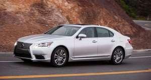 Lexus LS IV Facelift 600h 5.0hyb CVT (394 HP) 4WD