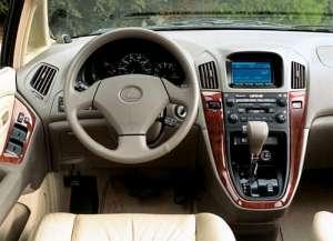 Lexus RX I 300 223 HP