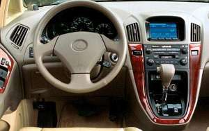 Lexus RX I 300 4WD 201 HP