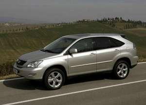 Lexus RX II 400h 4WD 270 HP
