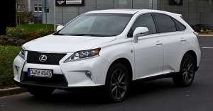 Lexus RX III Facelift 270 2.7 AT (188 HP)