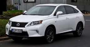 Lexus RX III Facelift 350 3.5 AT (277 HP) 4WD