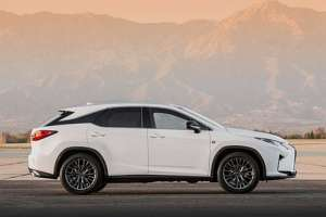 Lexus RX IV 350 3.5 AT (300 HP) 4WD