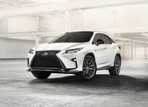 Lexus RX IV 350 3.5 AT (300 HP)