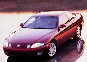 Lexus SC I 400 294 HP