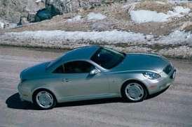 Lexus SC II 430 285 HP