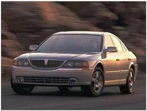 Lincoln LS 3.0 i V6 24V 213 HP