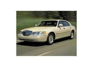 Lincoln Town Car 4.6 V8 223 HP