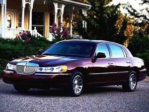 Lincoln Town Car 4.6 V8 238 HP