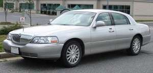 Lincoln Town Car II 4.6 V8 (190 Hp)