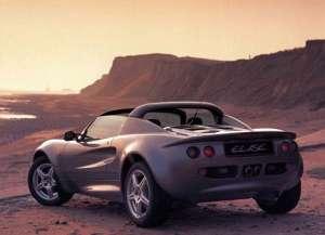 Lotus Elise 1.8 i 16V 120 HP