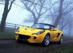 Lotus Elise II 1.8 i 16V 111R 192 HP