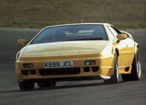 Lotus Esprit 3.5 i V8 32V Turbo 354 HP