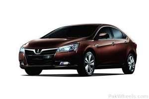 Luxgen Luxgen5 Sedan 1.8T (150Hp)