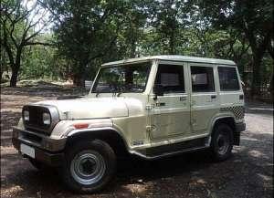 Mahindra Armada (CJ7) 2.5 D 4WD Grand 72 HP
