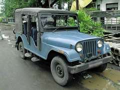Mahindra Commander 750 ST 62 HP