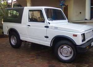 Maruti Gypsy Cabrio 1.3 Gypsy King ST 60 HP
