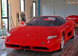 Maserati Barchetta Stradale 2.0 i V6 24V Biturbo 306 HP
