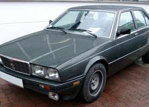 Maserati Biturbo 4.24v 245HP