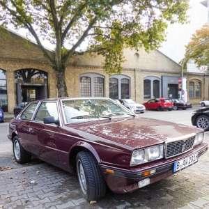 Maserati Biturbo 420i 190HP